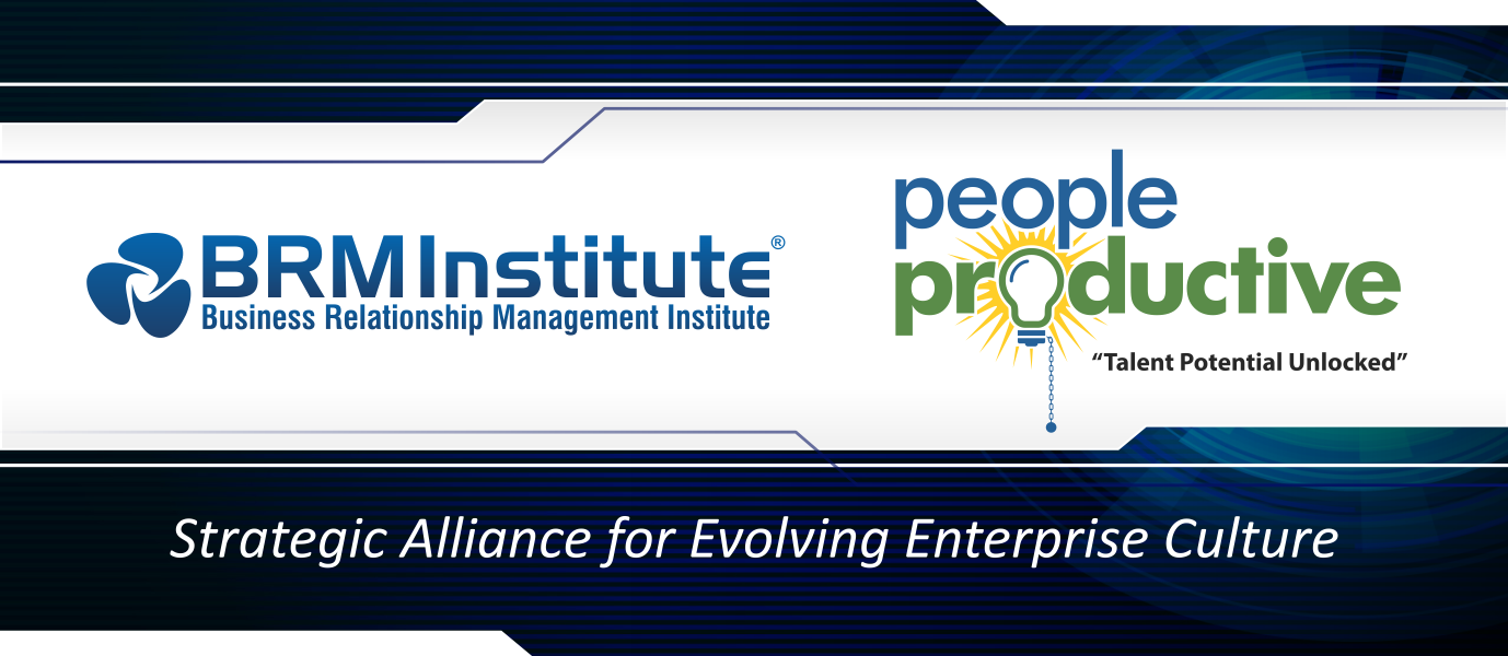 PeopleProductive and BRMI Announce a Global Alliance Partnership