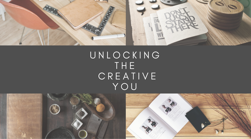 Unlocking the Creative You